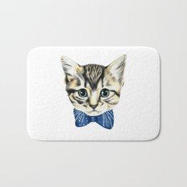 Un petit chaton Bath Mat