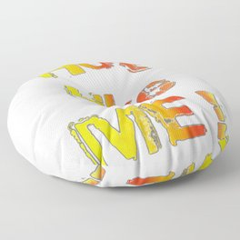 Hot, like you! Floor Pillow