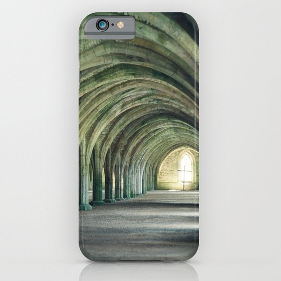 Fountains Abbey Crypt iPhone & iPod Case