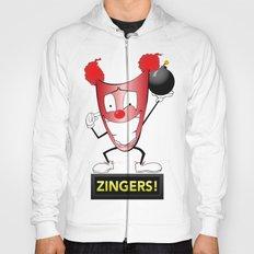 Zany Zinger T-Shirt Alternate Hoody