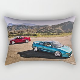 MR2's at Sunrise Rectangular Pillow