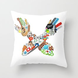 Don't Forget (Traditional) Throw Pillow