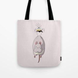 Chihiro Mouse and Fly Tote Bag