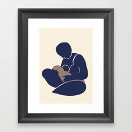 Mother and Child III (After Matisse) Framed Art Print