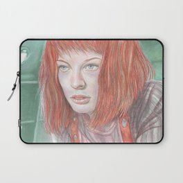 Leeloo - the Fifth Element Laptop Sleeve