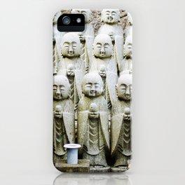 Kamakura 5 iPhone Case
