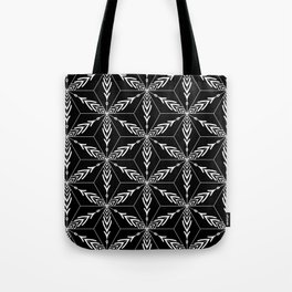 Laconic geometric Tote Bag