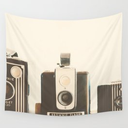 happy families ...  Wall Tapestry