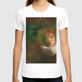 countess of the crow T-shirt