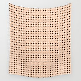 Softy kitty rosé Wall Tapestry