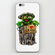 Trashy iPhone & iPod Skin