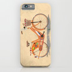 Love Holland, Love Bike Slim Case iPhone 6s