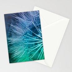 Blue Dandelion Stationery Cards