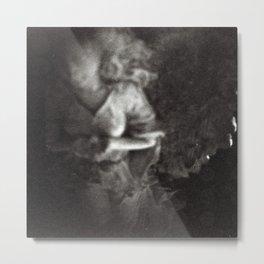 Sad Angel Metal Print