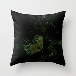 Tropical Nights #society6 #decor #buyart Throw Pillow