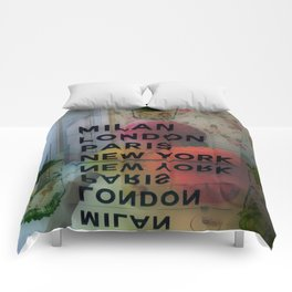 Fashion Candy Comforters