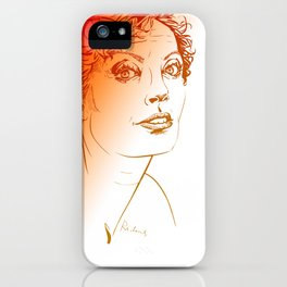 SS iPhone Case
