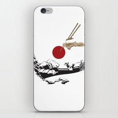 A delicious harvest moon iPhone & iPod Skin