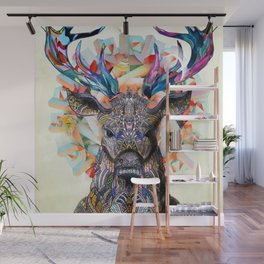 Unconfined Wall Mural