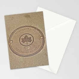 Parks & Recreation - Central Park, NYC Stationery Cards