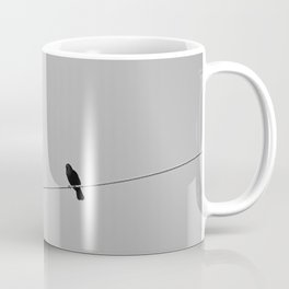 black bird Coffee Mug