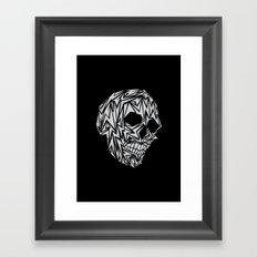 Thunderskull Framed Art Print