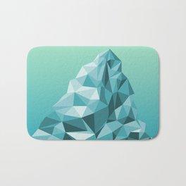 Philosophical Iceberg Bath Mat