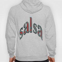 Salsa Dent Text Hoody