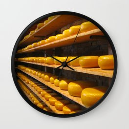 TheCheeze Wall Clock