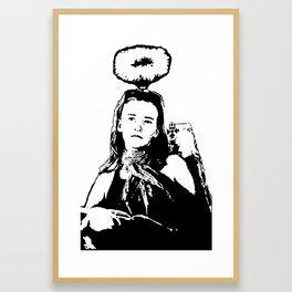 An Angel Named Rachel Corrie Framed Art Print