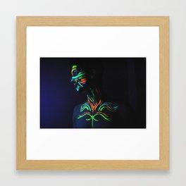 What Lies Underneath Framed Art Print