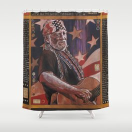 Willie Shower Curtain