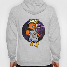 Space Cat Hoody