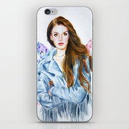 Lana / Yayo iPhone Skin