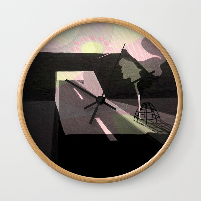 how fragile we  are Wall Clock