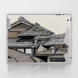 Vintage Gion Laptop & iPad Skin