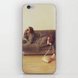 The Phone Call iPhone Skin