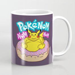 PokenomNOM Coffee Mug