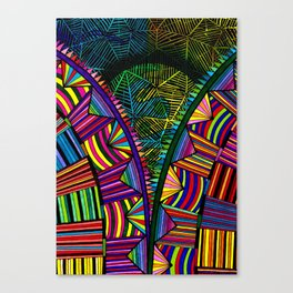 121B Canvas Print