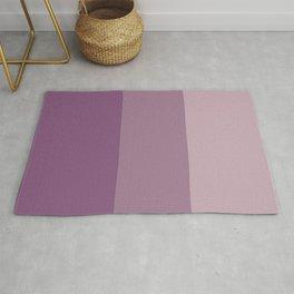 shades of lavender Rug