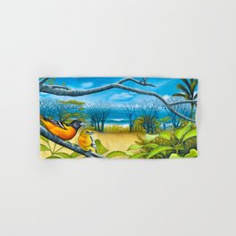 Surf Report Hand & Bath Towel