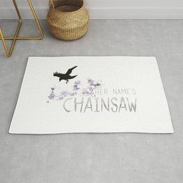 Chainsaw - TRC Rug