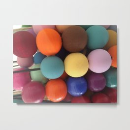 ColourPop Metal Print