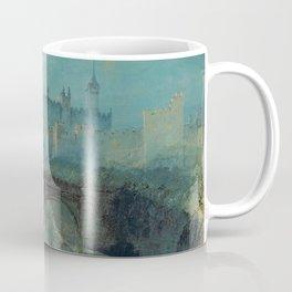 "J.M.W. Turner ""Alnwick Castle, Northumberland"" Coffee Mug"