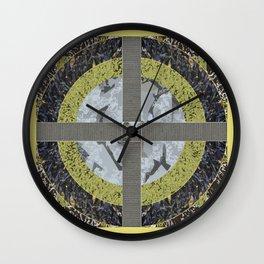 PROG Mandala Wall Clock
