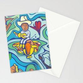 Simón Díaz Stationery Cards