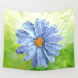 Crystal Flower‎ Wall Tapestry