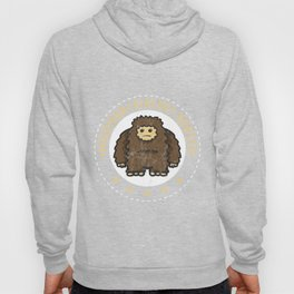 Michigan Bigfoot Hunter Believe  Hoody