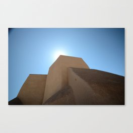 Iglesia - San Francisco de Asis Canvas Print