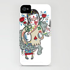 Polypop The Skull iPhone (4, 4s) Slim Case